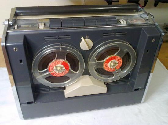 Magnétophone TK6 GRUNDIG - Année 1964