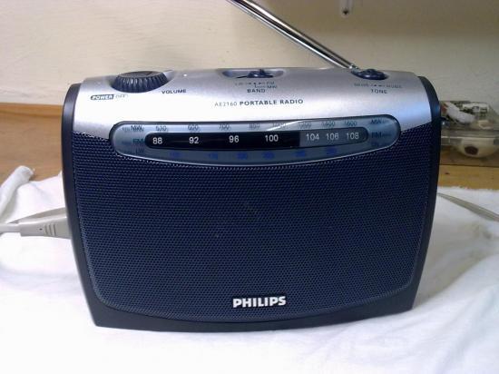 Radio AM/FM - AE 2160 PHILIPS - Année 2000