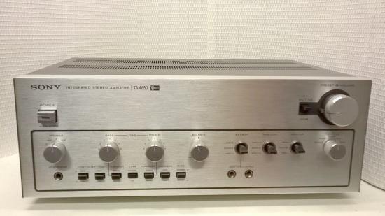 Ampli TA-4650 VFET