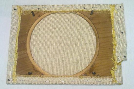 2-Panneau Tissu