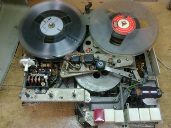 Magnétophone EL3548  PHILIPS - Année 1965