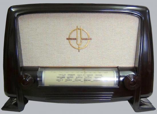 Radio L124 Ducretet Thomson Restauré - Année 1952