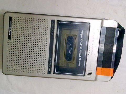 Magnétophone K7 Mono Mambo HAMPTON - Année 2000