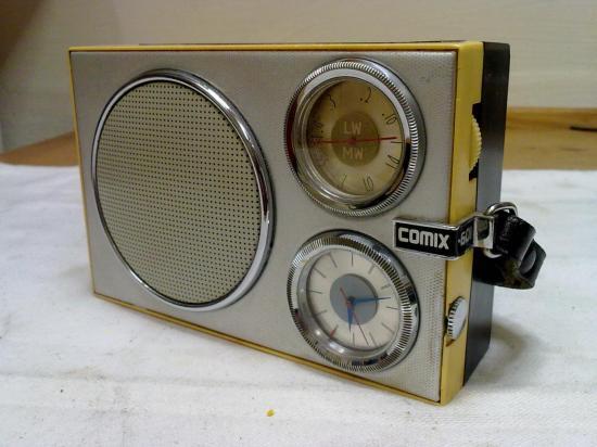 Radio-Clock  Signal 601 COMIX - Année 1976