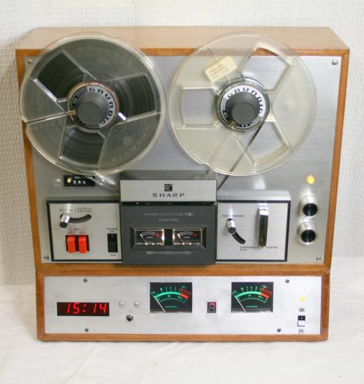 Magnétophone RD-712D SHARP
