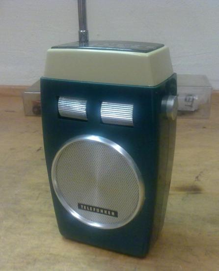 Radio Mini partner 101 TELEFUNKEN - Année 1973