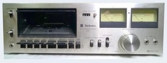 01 Technics RS 615 us
