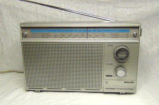 17 radio d2214 philips a termine