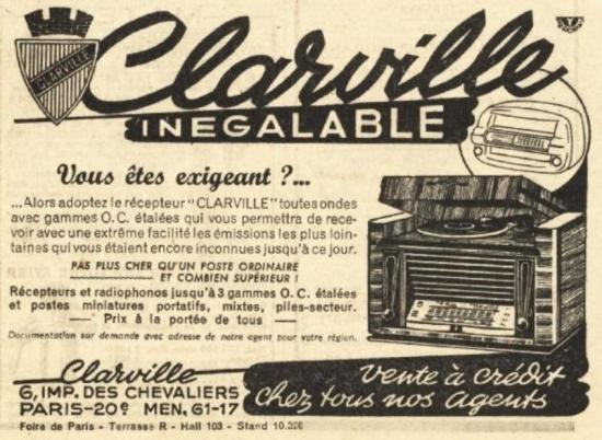 2 pub radio clarville