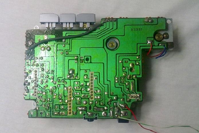 Baladeur k7 st r o v 1 unisef - Nettoyer circuit imprime ...