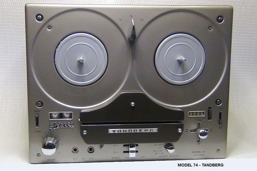 5 model 74 tandberg