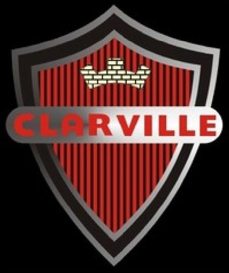 6 ecusson clarville