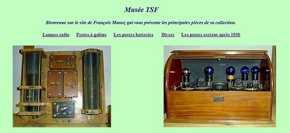 Musée TSF - François MUNOZ