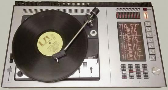 Studio 2000 d grundig 1972