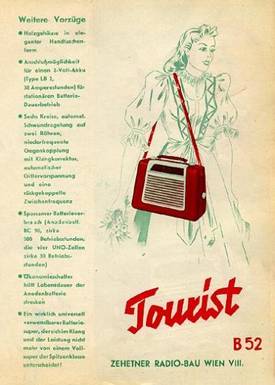 Tourist b52b